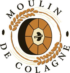 Logo Moulin de colagne - Farine Bio