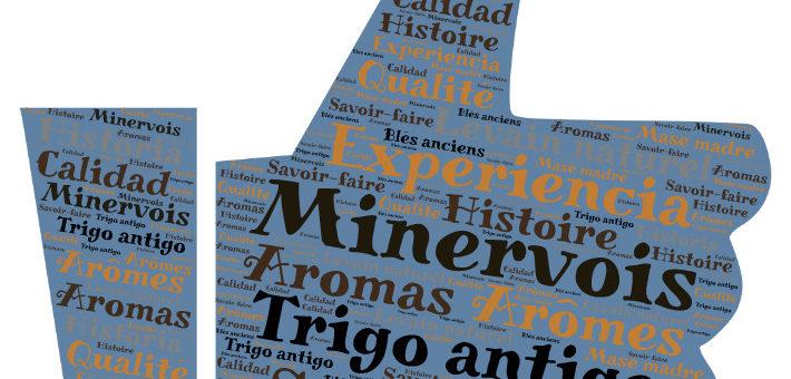 Blés anciens de population 'Minervois'